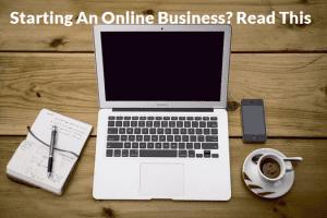 online business log